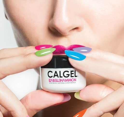Calgel Women kissing pot