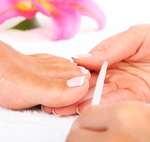 Polished Mobile Nails - Treatments Essential Pedicure