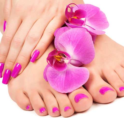 Polished Mobile Nails - Treatments Luxury Intensive Moisturising Pedicure
